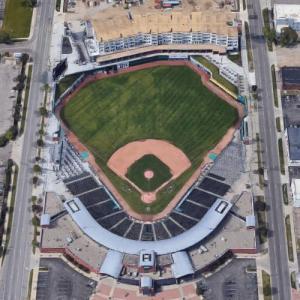 Cooley Law School Stadium (Google Maps)