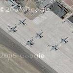 Peterson Air Force Base (Google Maps)