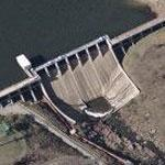 T. Howard Duckett Dam (Google Maps)