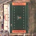 Natrona County High School Football Field (Google Maps)