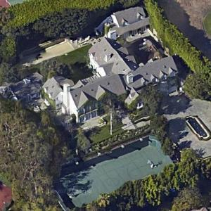 Tom Cruise's House (former) (Google Maps)