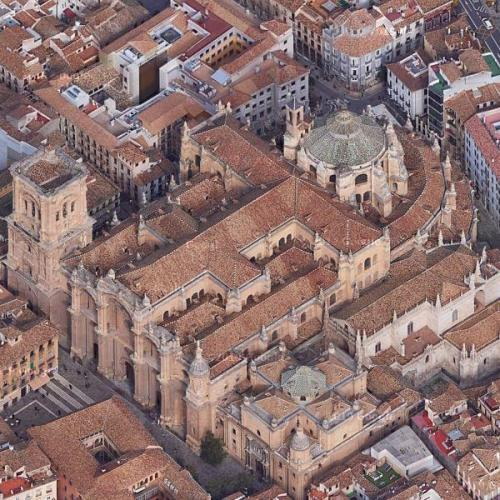 Granada Cathedral (Google Maps)