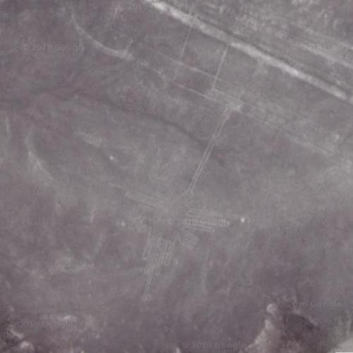 Nazca Lines (Google Maps)