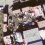 """'The Shipyard"""" artist community built from shipping containers (Google Maps)"""
