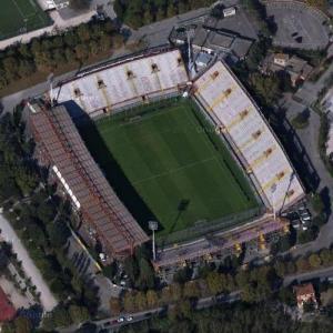 Stadio Renato Curi (Google Maps)