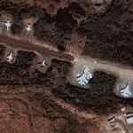 Ethiopian Air Force Base (Google Maps)