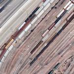 2007-05-23 - Site of Train Derailment & Spills of Beer, Asphalt (Google Maps)