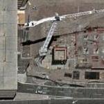 New control tower at Phoenix Sky Harbor International (Google Maps)
