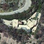 Anthony Kiedis' House (former) (Google Maps)