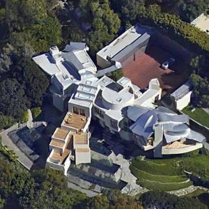 Billionaire Eli Broad's House (Google Maps)
