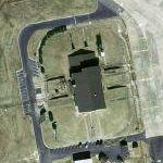 Alert Facility at Little Rock AFB (Google Maps)