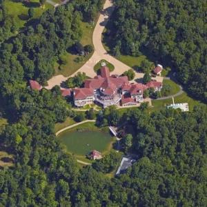 Curtis Jackson's House (a.k.a. 50 Cent) (Google Maps)