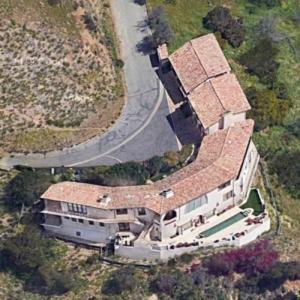 Randy Wolf's House (Google Maps)