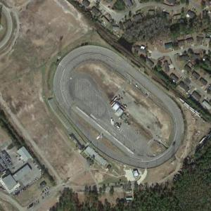 Myrtle Beach Speedway (Google Maps)