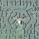 Bulldog Maze (Google Maps)