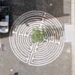 Montessori-Schule maze (Google Maps)