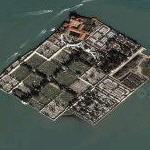 San Michele Cemetery (Google Maps)