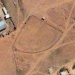 Baseball/softball diamond in Botswana? (Google Maps)