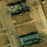 Destroyed Iraqi Air Base (Google Maps)