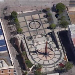 Plaza del Quinto Centenario (Google Maps)