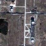 Vorkuta NIP-18 tracking station (Google Maps)