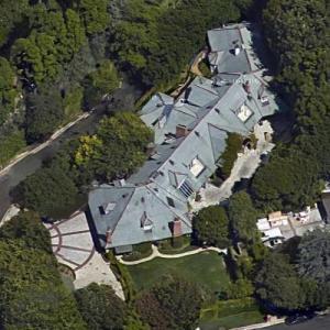 Kelsey Grammer's House (Former) (Google Maps)