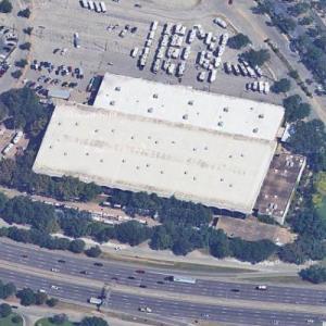 Dallas Market Hall Area (Google Maps)