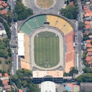 Pacaembu Stadium (Google Maps)