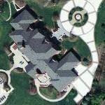 Reggie Miller's House (Google Maps)