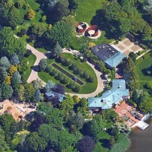 Ron Perelman's House (Google Maps)