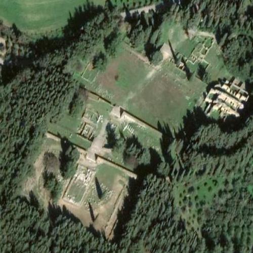 Asklepieion (Google Maps)