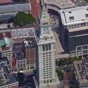 Marriott's Custom House (Google Maps)
