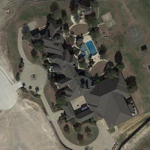 Deion Sanders' House (Google Maps)