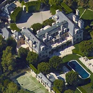 Avi Arad's House (Google Maps)
