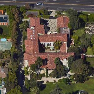 Melanie Griffith & Antonio Banderas' House (Former) (Google Maps)