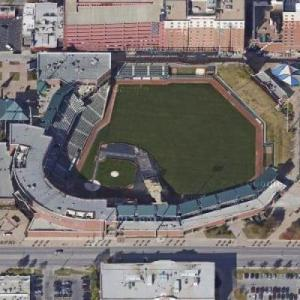 Chickasaw Bricktown Ballpark (Google Maps)