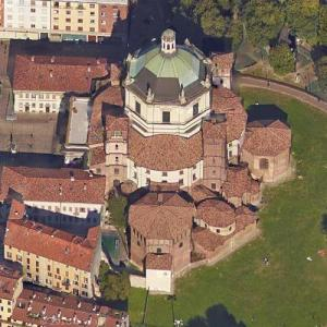 Church of San Lorenzo Maggiore (Google Maps)