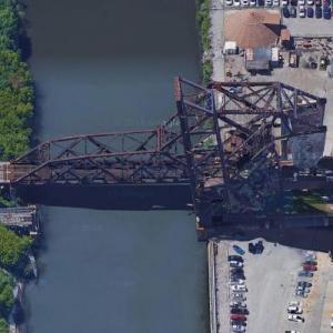 St. Charles Air Line Bridge (Google Maps)