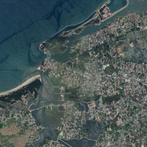 2004-12-26 - Banda Aceh, Indonesia (Google Maps)