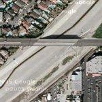 Los Angeles Storm Drains (Google Maps)