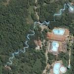 Very long waterslide (Google Maps)