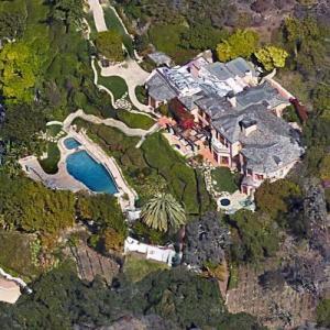 Kelsey & Camille Grammer's House (former) (Google Maps)