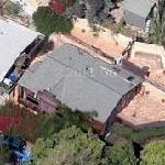 Jim Morrison's Laurel Canyon Home (Google Maps)