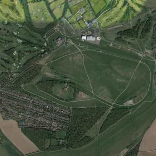 Epsom Downs Racecourse (Google Maps)