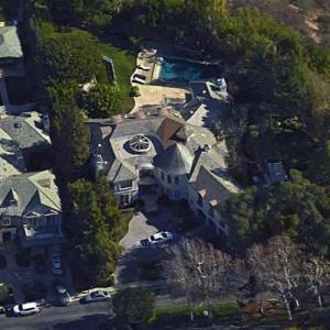 DJ Khaled's House (previoulsy Robbie Williams') (Google Maps)