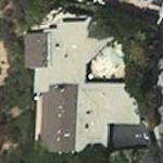 Jennifer Aniston's House (Google Maps)