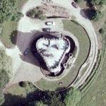 Nicolas Cage's House (former) (Google Maps)