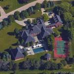 Jermaine O'Neal's House (Former)