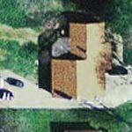 Tony Stewart's House (former) (Google Maps)
