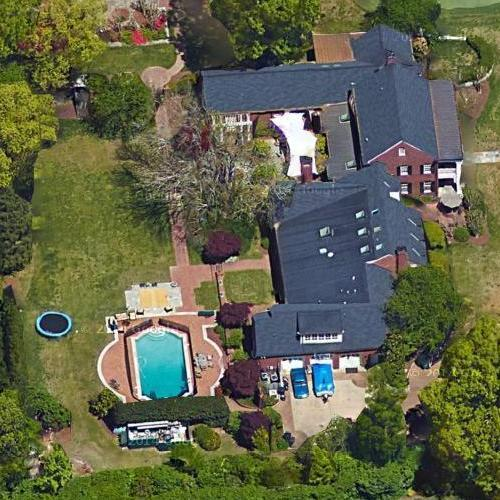 Vince Gill & Amy Grant's House (Google Maps)